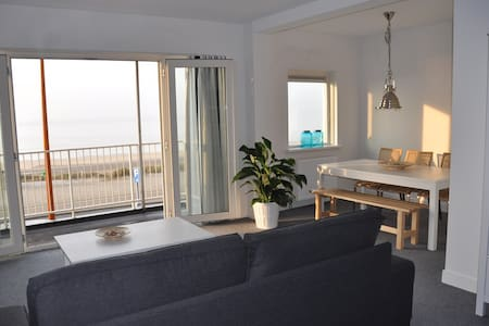 Apartment directly at the Boulevard of katwijk - Apartment