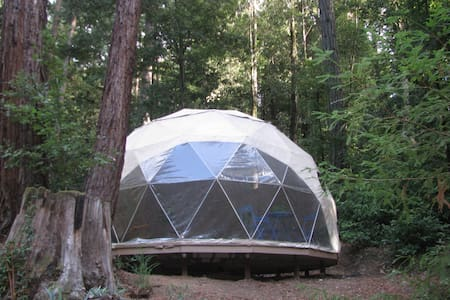 Geodome Retreat in Santa Cruz Mnts. - Watsonville - Altres