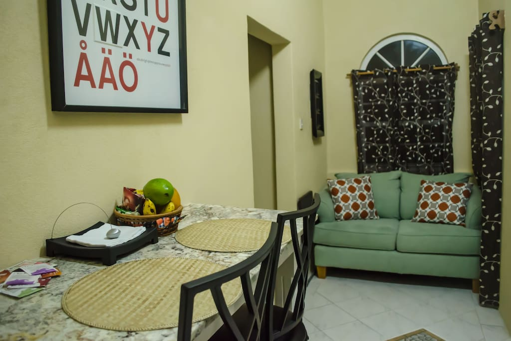 Private Christ Church One Bedroom Apartment Guest Suites