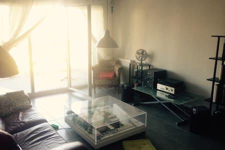 Appartement neuf (2017) avec terrasse - Tournefeuille - Apartment