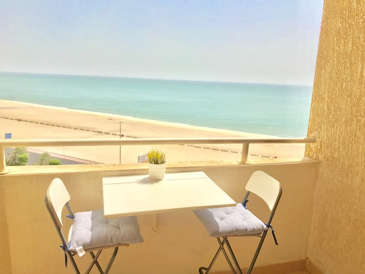 Charming Private Seaview Apartment in Mangaf
