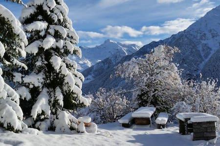 Appartamento in Val d'Ayas - Valle d'Aosta - Antagnod - アパート