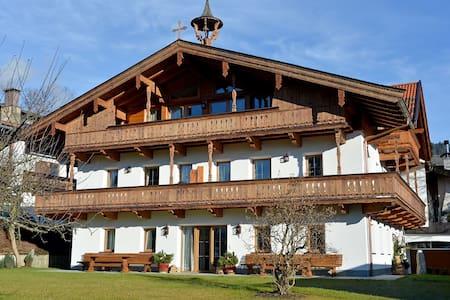 """Farberhof Apartment """"Panorama"""" - Kössen - Appartement"""