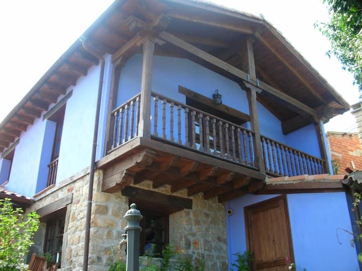 Fabulous house in mountain village