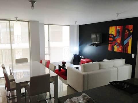 Apartamento 9 espectacular en San Gil por mes