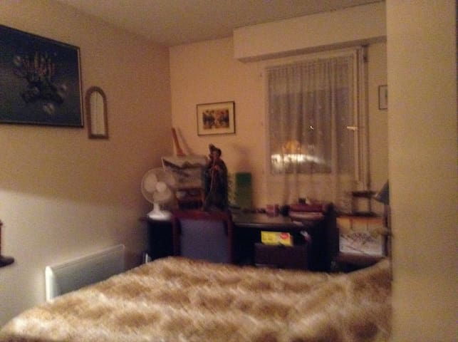 chambre partagée en appartement - Savigny-sur-Orge - Daire