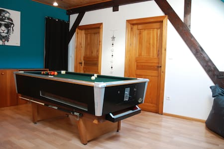 Cute guesthouse 120sqm, for 5 - Wuenheim