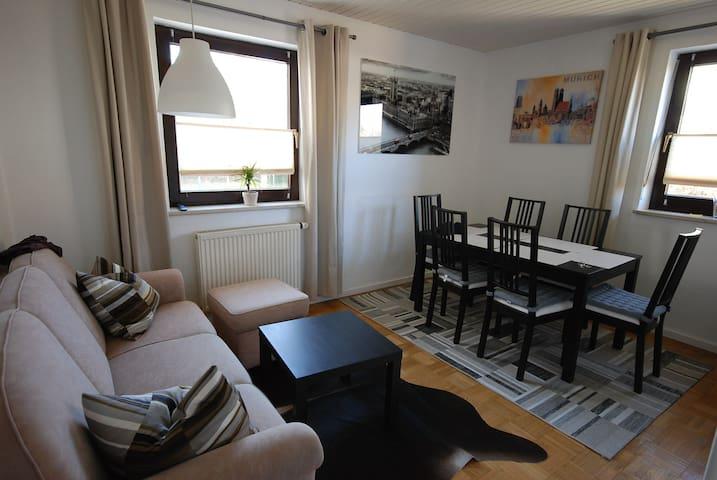 Wohnung Unterföhring - Unterföhring - อพาร์ทเมนท์