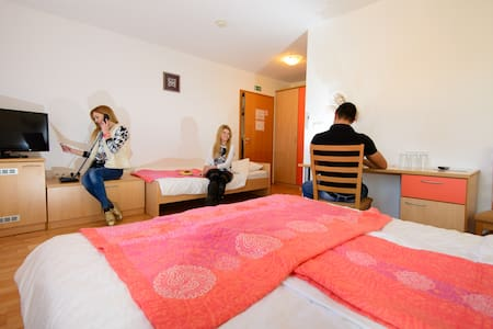 Triple room in Turizem Loka B&B - Penzion (B&B)