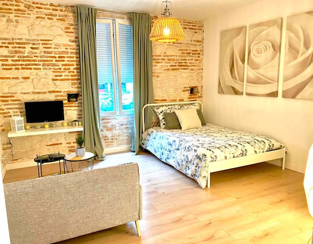 ◈ Appartement Cosy ◈ Place Jean Moulin