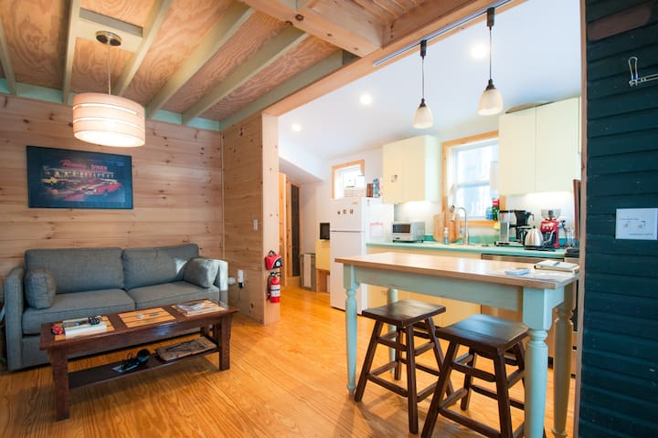 Adorable Loft House in the ADK High Peaks