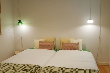 Room Cosy Flat in the heart - บรากา