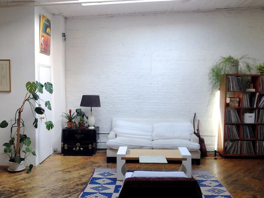 Stylish And Cozy SOHO Loft Bedroom Lofts For Rent In New York New York Un