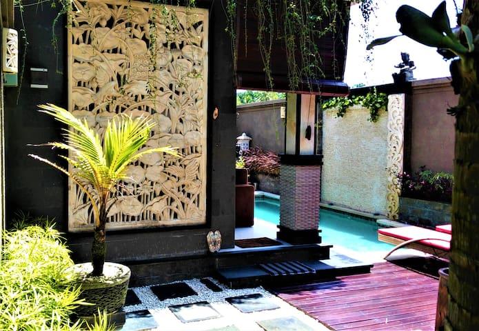 Single Bedroom With Stunning 360 Views - Tabanan Regency - House