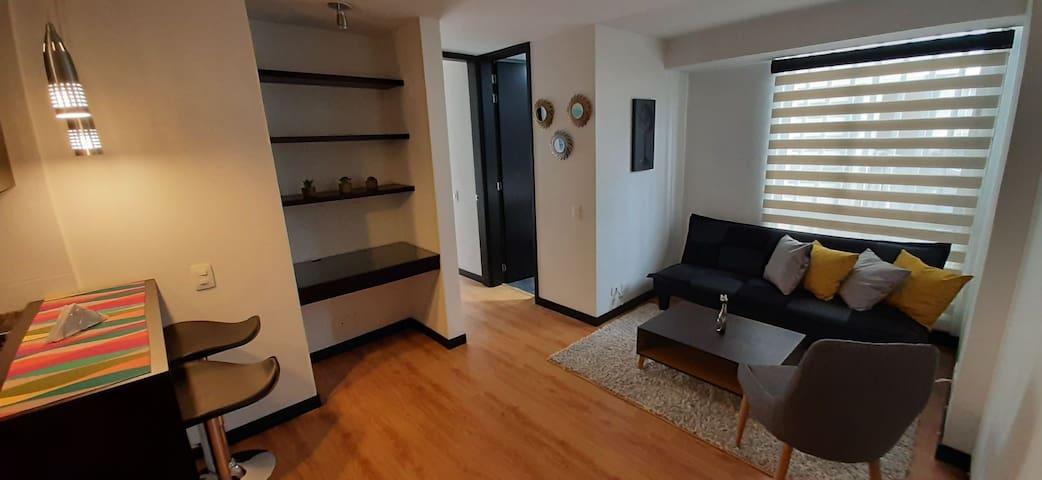 Lindisimo apartamento en la mejor ubicación