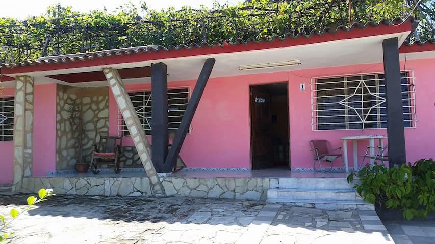 Casa con encanto de Nancy - Santiago de Cuba - Haus
