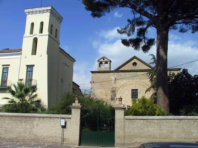 Cimitile- in Villa d'Epoca - Cimitile - Wohnung