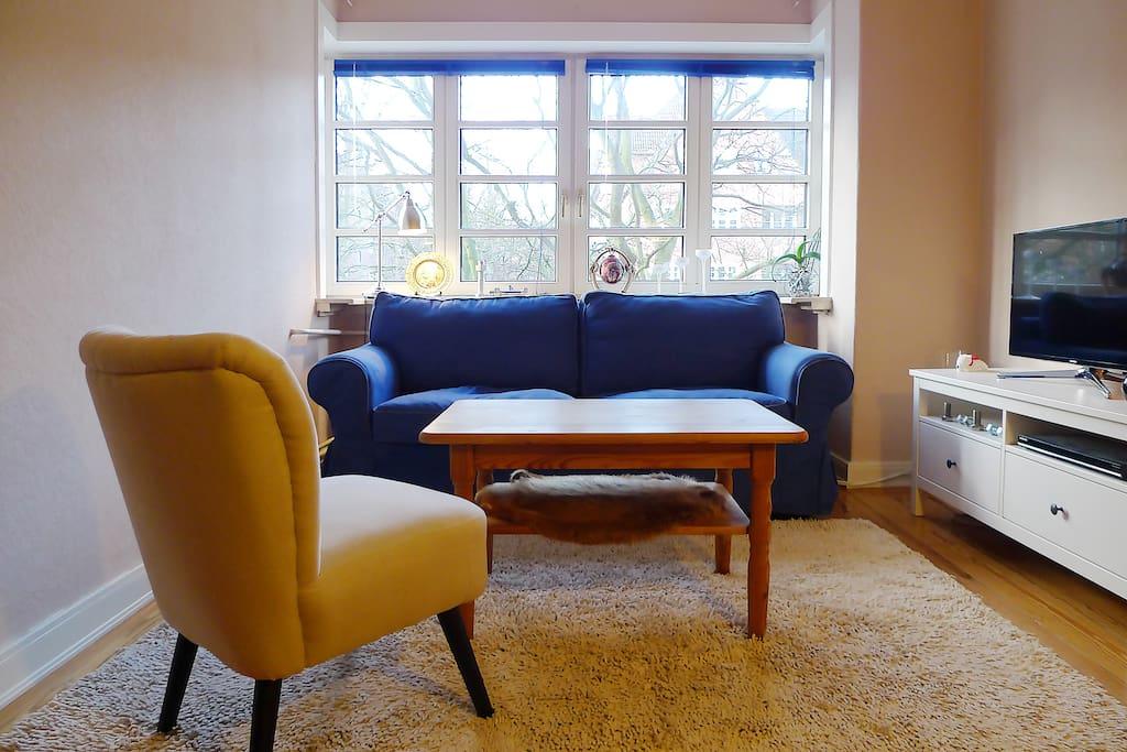 wohnung im city centrum 55m wohnungen zur miete in. Black Bedroom Furniture Sets. Home Design Ideas