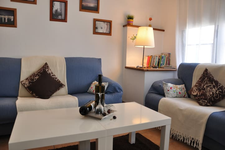 Cozy apartment on the beach - Caleta de Famara - Byt
