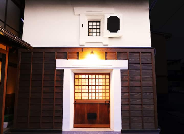 *New*【蔵 La cura】Japanese traditional architecture