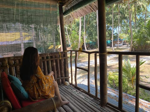 Bamboo Lodge @ Emerald Gecko Havelock