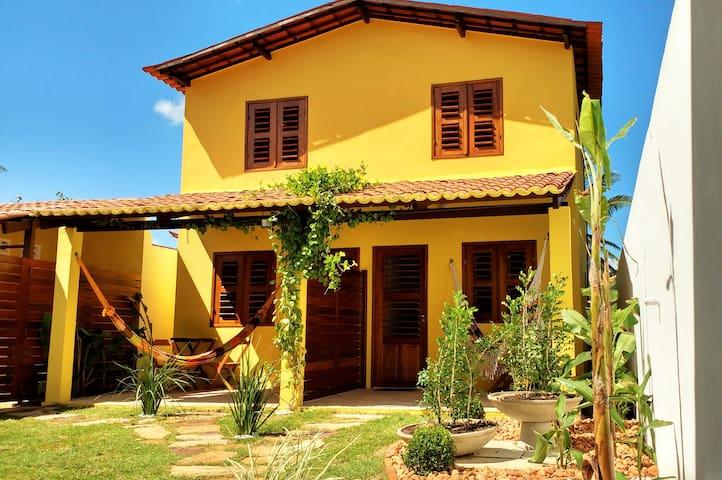 Meu Lugar Jericoacoara 2 - Complete apt. w/ garden