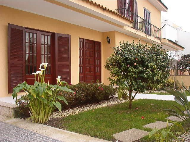 Villa with garden near the beach - Póvoa de Varzim - House