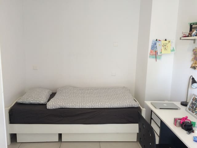 Cosy room in Lugano Center - Lugano - Apartamento