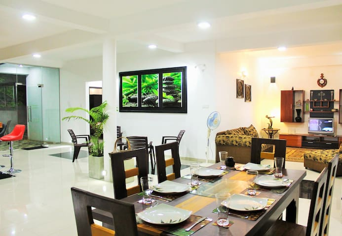 Perennial Home - 300m to the Beach - Hikkaduwa - House