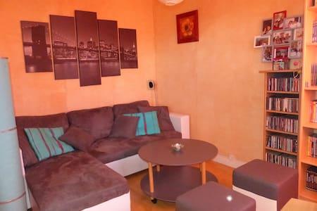 Appartement 3 pièces proche gare (centre-ville) - Besançon - Leilighet