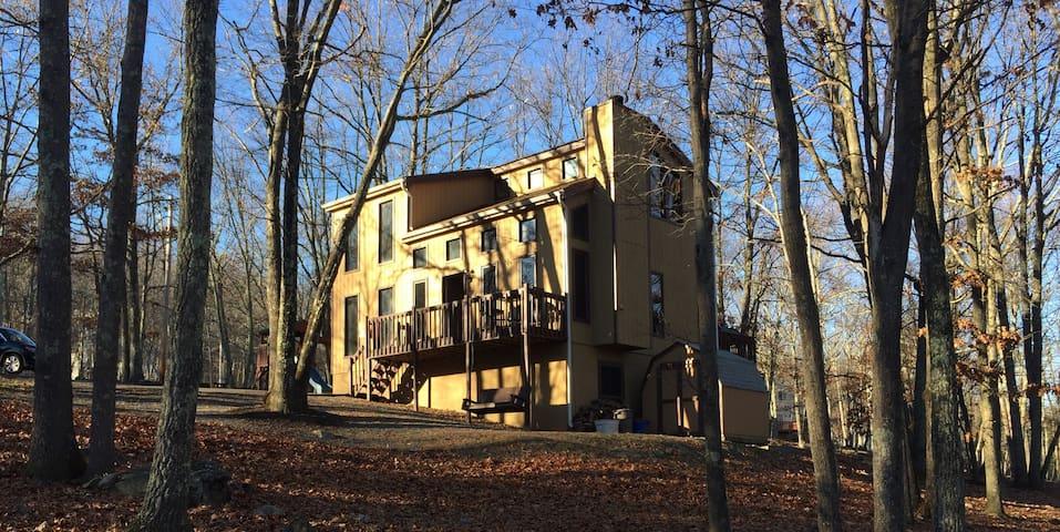 Peaceful Mountain Retreat Home - Bushkill - Rumah