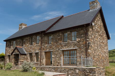 Ferryside Farm Bed and Breakfast - Ferryside - Penzion (B&B)