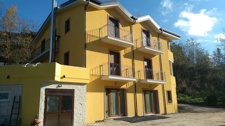 """Villa Center (n.5) """"Appartamenti centro Città"""""""