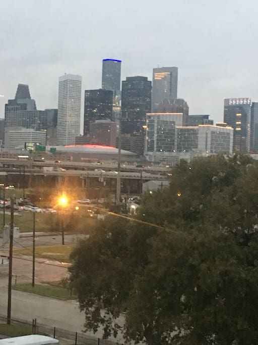 View of Downtown Houston