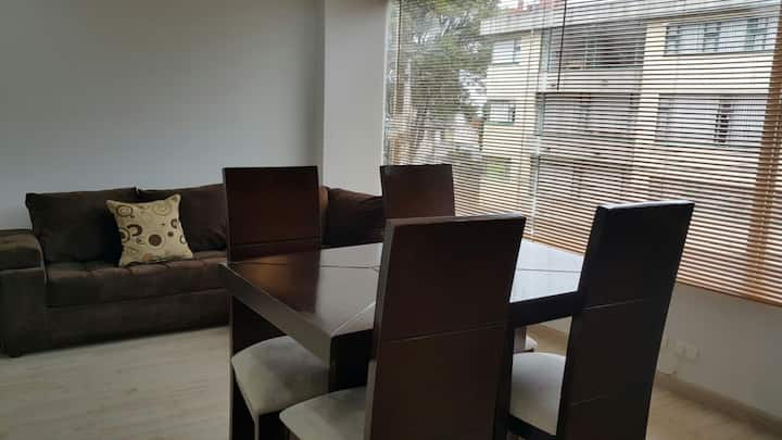 Aparment in cultural and gastronomic zone