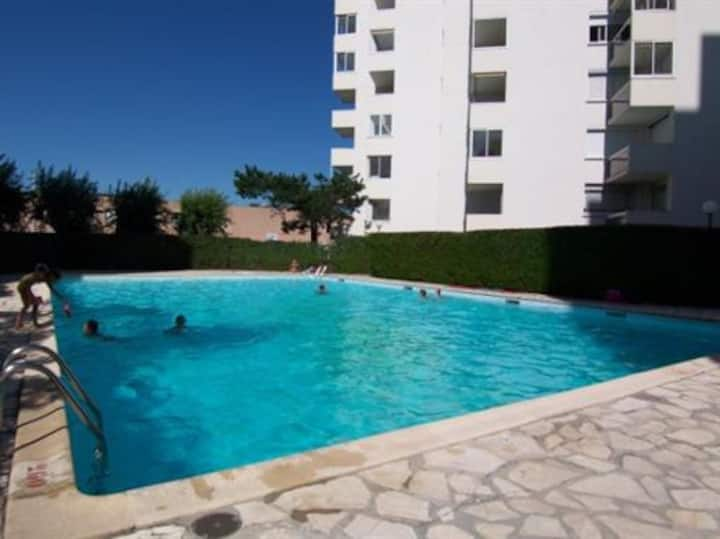 Appartement T3 Résidence Port Arcachon