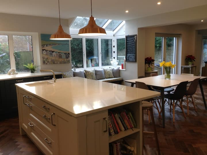 Luxury, newly renovated, spacious and bright house
