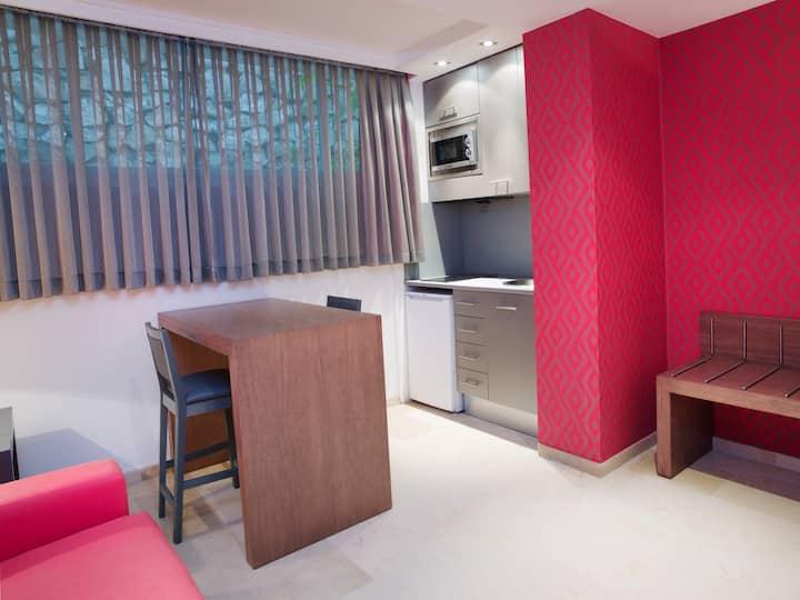 Junior Suite Vista trasera 2 Pax SA