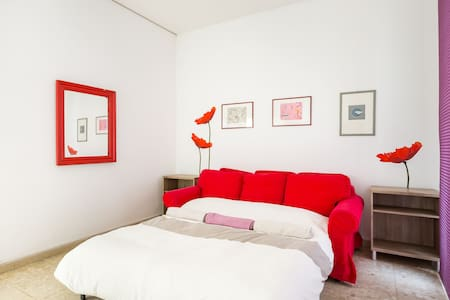 Cute apartment in hictorical centr - Rom - Wohnung