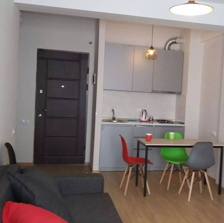 luxury affordable apartment in center of Bakuriani
