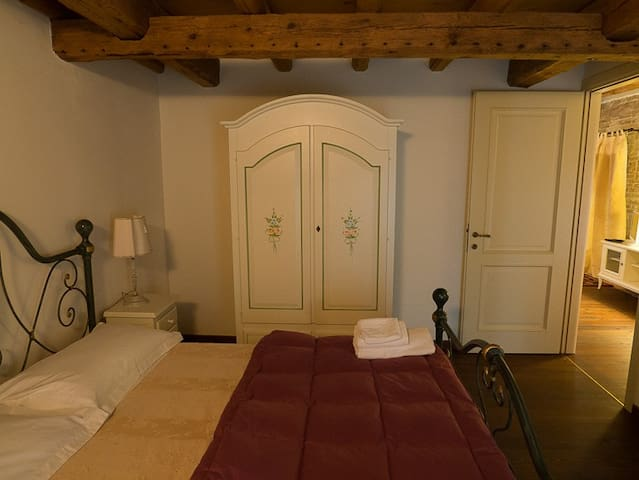 Villa  Anconetta -  Suite  Marco Polo