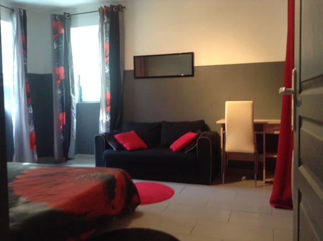Appartement T3 neuf de 70m2 pour 6 personnes maxi