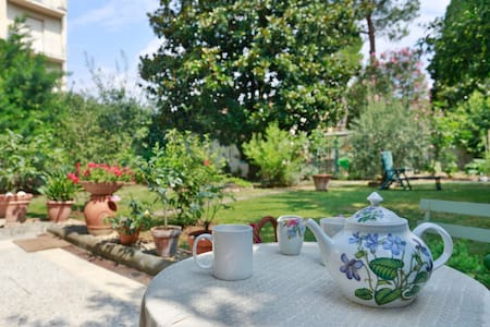 Apartment with garden and   parking - Florence