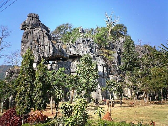 Good places to hike like Phru Kradueng
