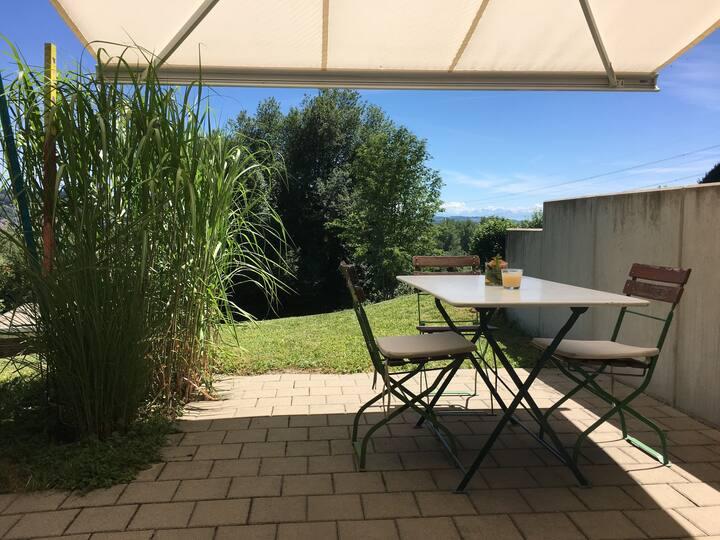 Ravensburg stadtnah - Gartenwohnung