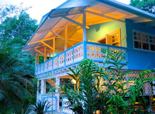 3 BR Caribbean Beach House