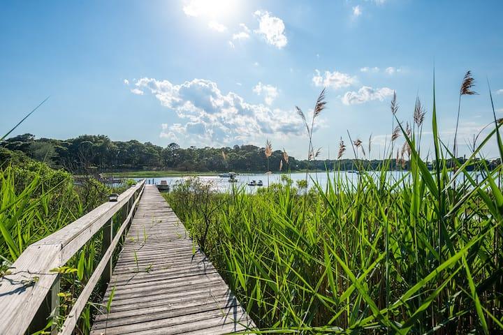 1 Bedroom Hamptons Waterfront Cottage Rental