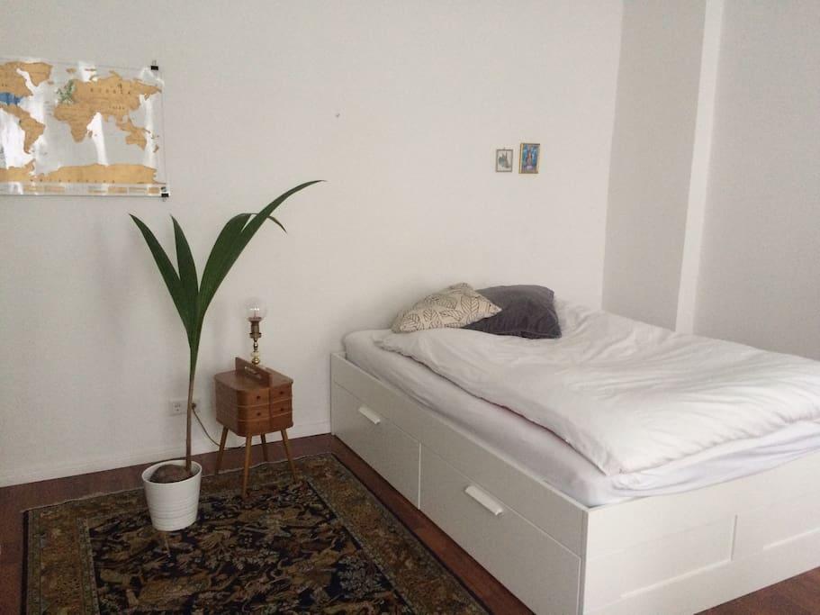 Room 1 (Bed)