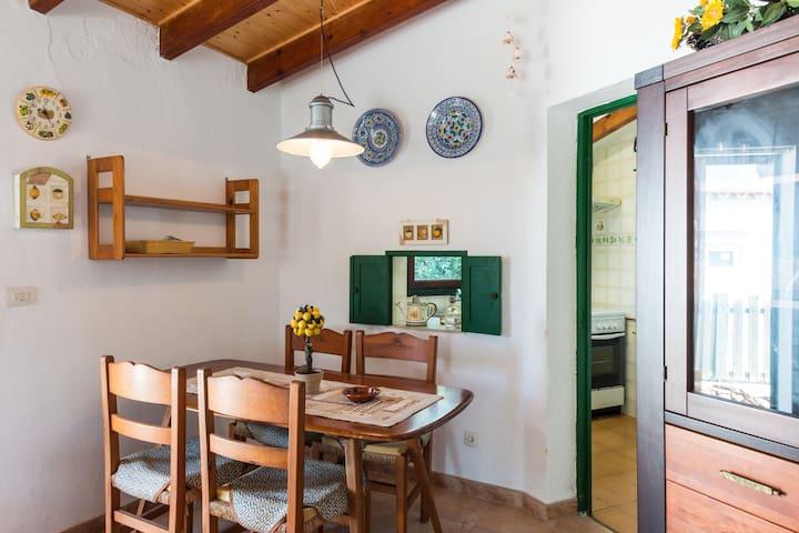 Casa la Marinera, Binibeca Vell - Binibequer - Huis