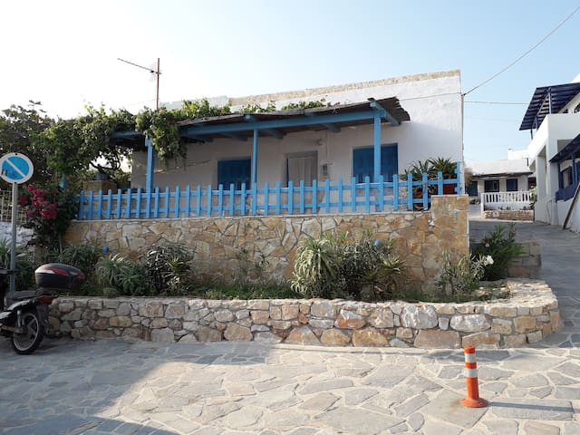 Relaxing house, one-step from the beach